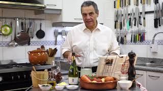 Menú de Almuerzo: Patrimonio gastronómico