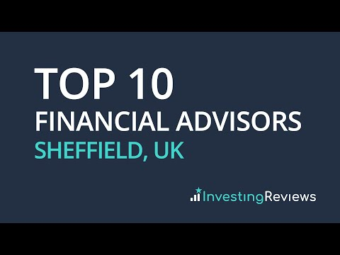 Top 10 Financial Advisors Sheffield