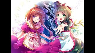 Touhou 16 - Does the Forbidden Door Lead to This World or the World Beyond? (Stage 5)