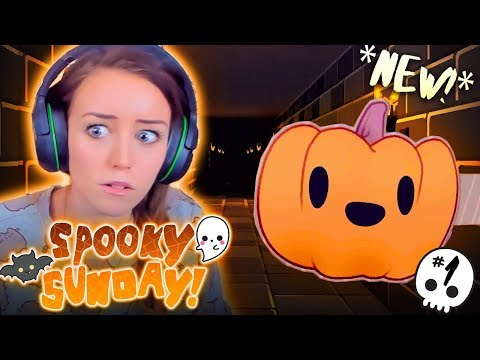 *NEW* 👻SPOOKY SUNDAY! 👻 (🎃Halloween Special Series! #1)