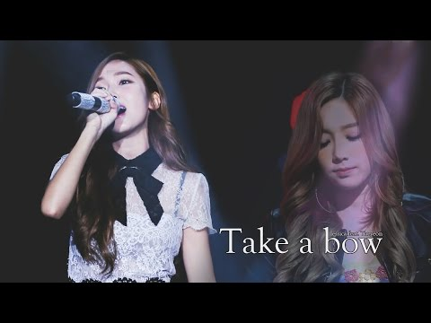 SNSD's Jessica - Take A Bow (feat. Taeyeon)
