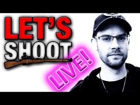 Let's Shoot LIVE #1 - Das Munitionsquiz