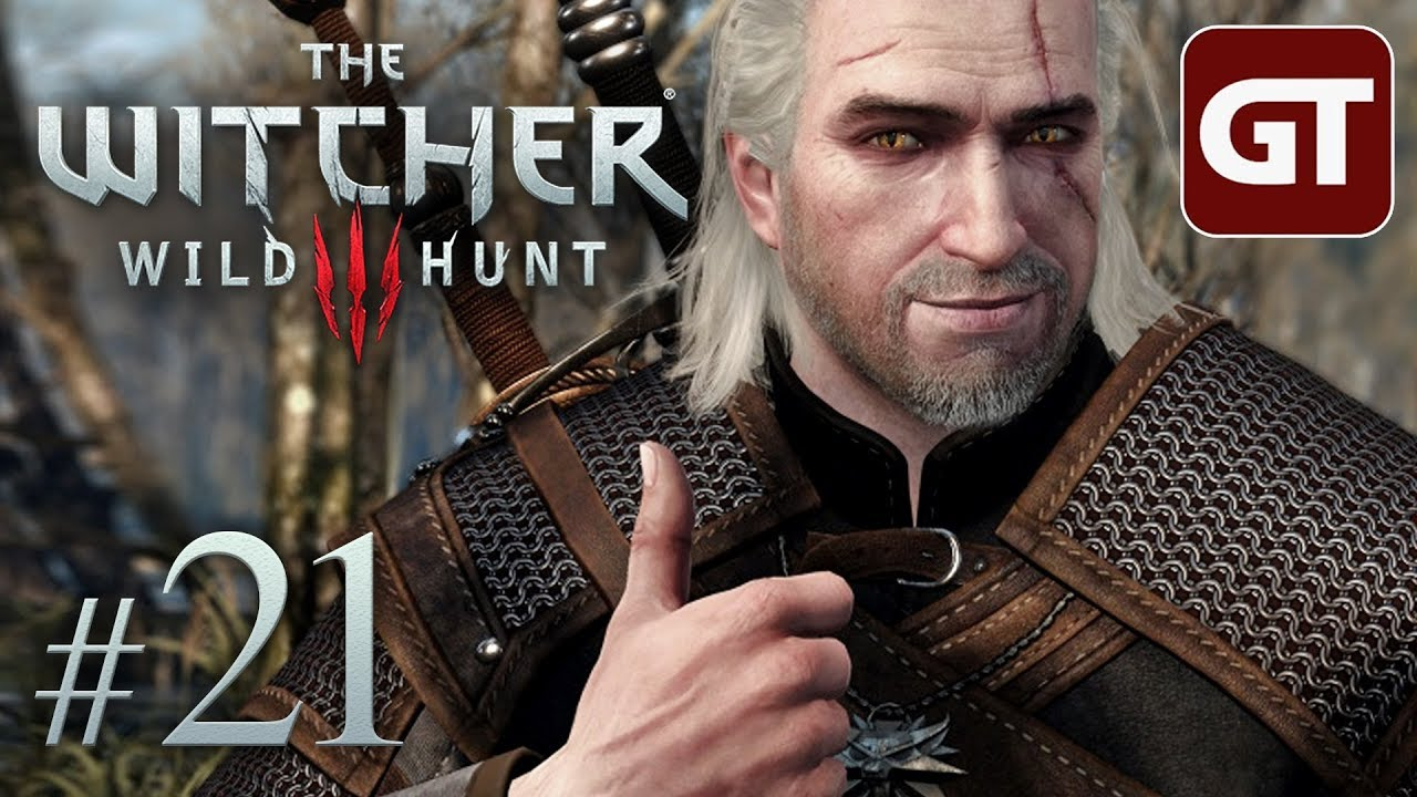 Witcher 3 Hexenjagd