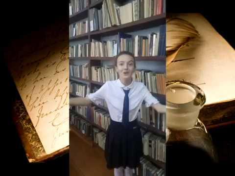 Изображение предпросмотра прочтения – ВикторияБыкова читает произведение «Разукрасим этот мир!» О.В.Фокиной
