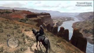 Red Dead Redemption Fun P1 - Free Roam