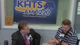 TimBen Boydston - City Council Applicant On KHTS (Jan 9, 2017) -- Santa Clarita
