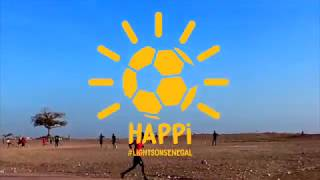 HAPPI #LightsOnSenegal : Mobile World Cup