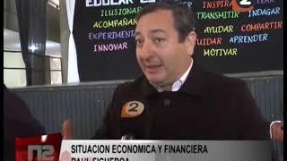 POLO EDUCATIVO Y SITUACION ECONOMICA Y FINANCIERA DEL MUNICIPIO