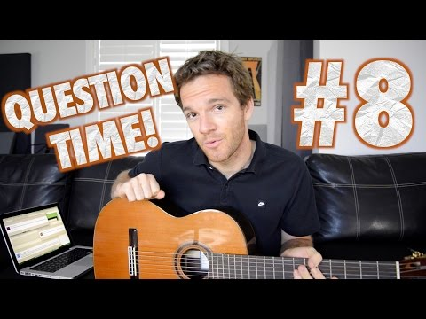Question Time! Scalloped Frets, Matt Bellamy, Bass and Unknown Mortal Orchestra