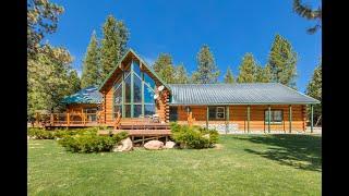 14600 Martis Peak Road  |  Truckee, CA 96161  |  Breathtaking 20 Acre Retreat!