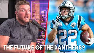 Pat McAfee Says The Panthers Are Christian McCaffrey's Team
