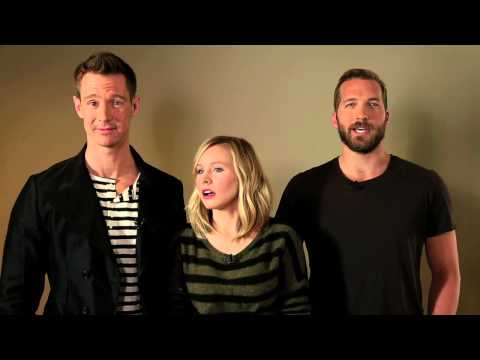 10 reasons to be Kristen Bells date to the Veronica Mars World Premiere