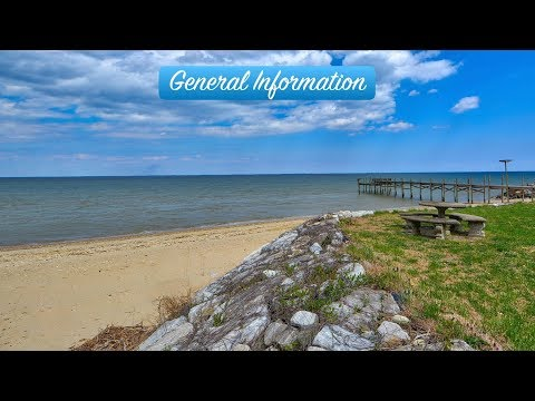 19770 Bay Side Drive, Lexington Park - Beautiful Beach Front Home On The Chesapeake Bay