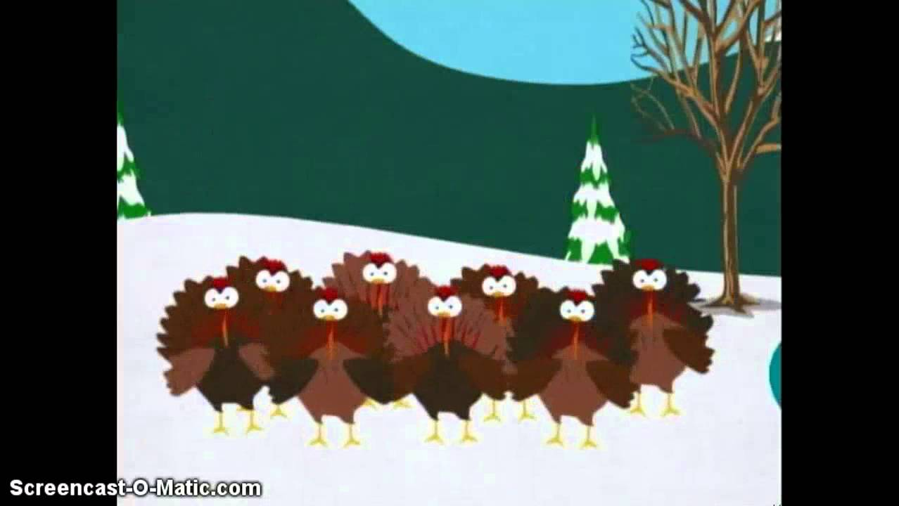 south park thanksgiving pictures