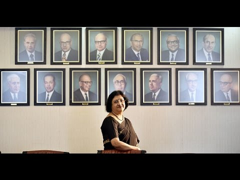 Meet the woman behind the State Bank of India | Managing Asia