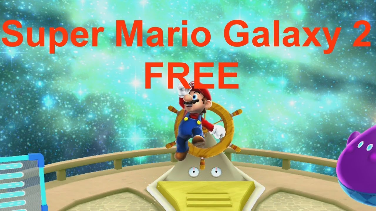 super mario galaxy iso direct download