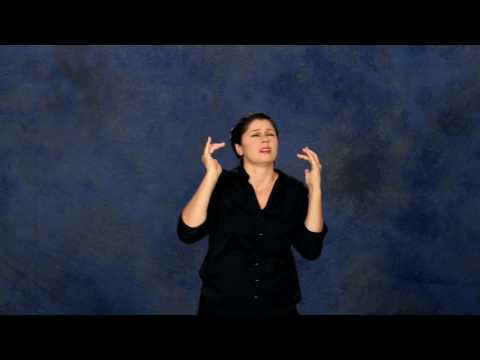 The Hurt and the Healer in ASL & CC by Rock Church Deaf Ministry