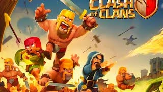 Clash Of Clans Town Hall 9 Farming Base The Fly Breaker 2x Air Sweeper (Anti Air, Hog, Giant)