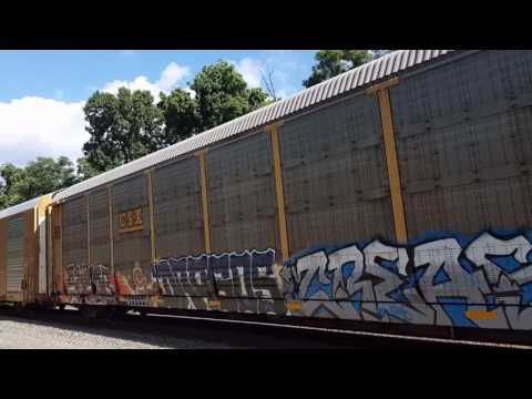 Pennsylvania Area Railfanning