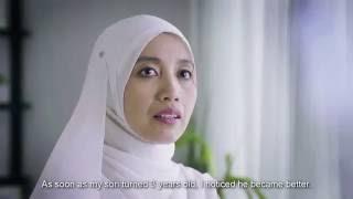 Puan Ruhil Amani berkongsi pengalaman