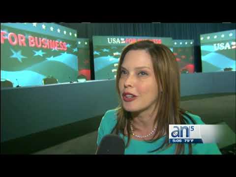 Entrevista con la cubana-americana más influyente de la Casa Blanca, Mercedes Schlapp
