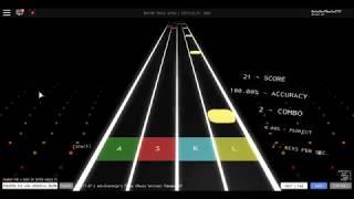 Roblox Rythem Track Ash-Greninja Thema