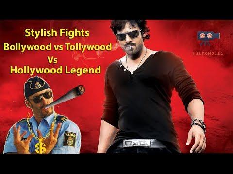 Stylish Fight - Bollywood Vs Tollywood vs Hollywood Legend
