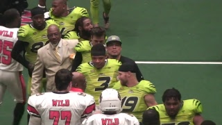 Atlanta Havoc vs Austin Wild AAL Football