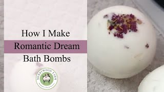 bath bomb tutorial