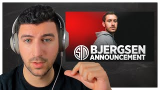 TSM Bjergsen Retirement - YamatoCannon Reacts to League of Legends #LCS #Bjergsen