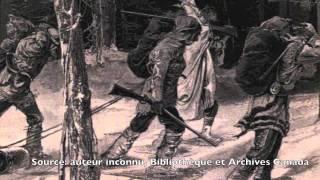 Les postes de traite en Nouvelle-France vers 1645