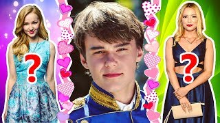Is mitchell hope single or does he have a girlfriend? and dove cameron dated in real life like their descendants 3character ben mal?wa...