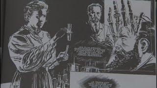 L'histoire de la bombe d'Hiroshima en dessins