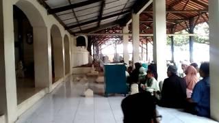 Makam sultan maulana Hasanuddin