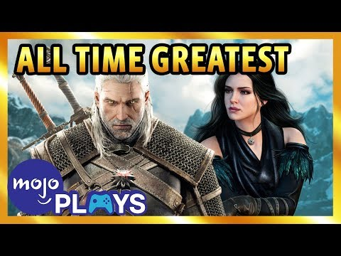 Why The Witcher 3 Is The Greatest Open World Game Of All Time