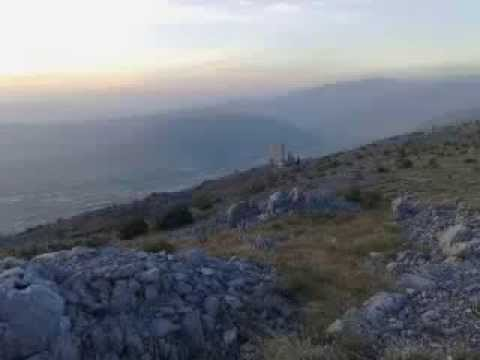 Biciklom Mostar-Fortica-Podveležje-Opine - YouTube
