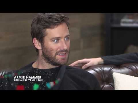 CALL ME BY YOUR NAME — Sundance Film Festival Talk at the Variety Studio