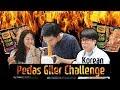 Pedas Giler Challenge with Korean Friends!! |Blimey with Friends