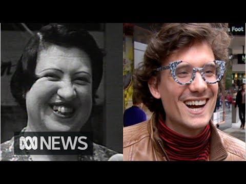 Do Australians Have Bad Accents? 1961 V 2019   RetroFocus