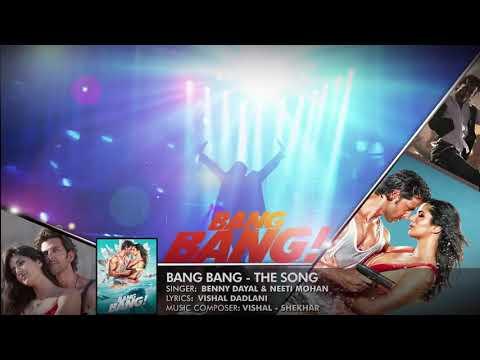 Bang Bang | Title Full Audio Song | Vishal - Shekhar | Hritihk Roshan | Katrina Kaif