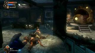 Bioshock 2 PC Gameplay MAX Settings HD Español