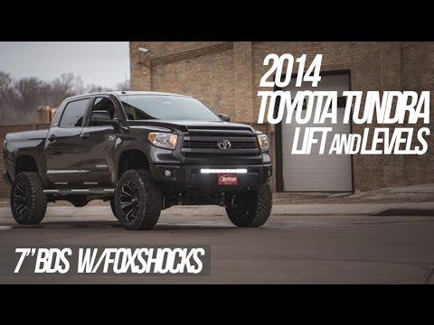 Lifts & Levels: 2014 Toyota Tundra, 7