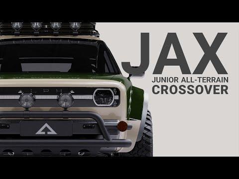 ALPHA JAX™ CUV WORLD PREMIERE (4K)