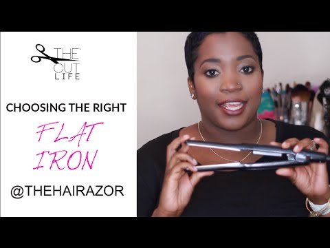Flat Iron: How to Choose The right Flat Iron