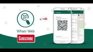 Whats Web English Tutorial- WhatsApp Web