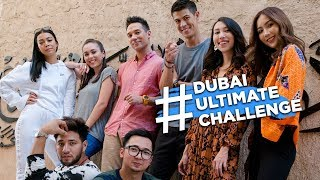 Get ready for the ULTIMATE ADVENTURE in Dubai this Nov 18 on AXN!