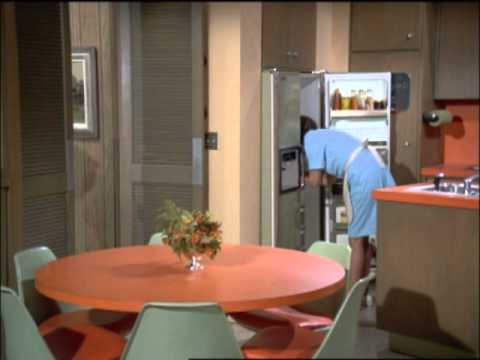 Brady Bunch Kitchen Design