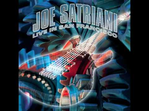 JOE SATRIANI - Rubina (Live in San Francisco)