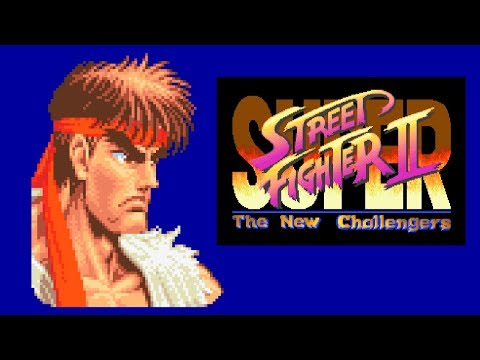 リュウ(Ryu) - SUPER STREET FIGHTER II for SFC/SNES