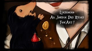 Fan'Art : Norbert Dragonneau - Les Animaux Fantastiques !(SPEEDPAINT)